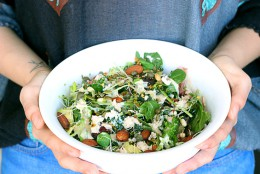 7 Steps to Building the Ultimate Super Greens Salad