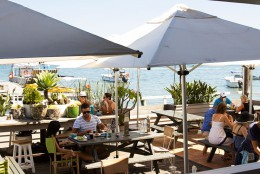 Sydney Eats: The Boathouse, Palm Beach