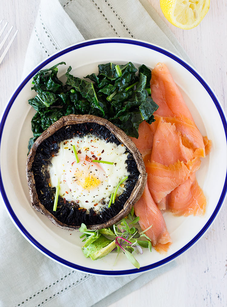 Protein-Packed Paleo Breakfast! Make sure you start you mornings off right!